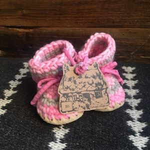 Padraig Cottage Shoes - NWT Padraig Cottage Baby Slippers